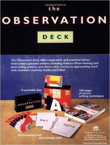 Phương Pháp Viết Sáng Tạo Và Chuyên Nghiệp (The Observation Deck)