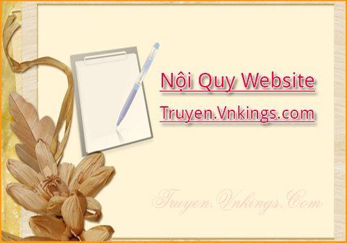 Nội Quy Website vnkings.com