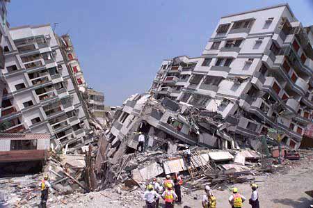 Bí ẩn trận động đất kinh hoàng
