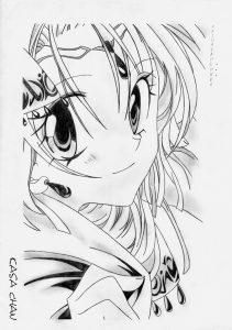 Tranh chép từ manga