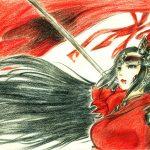 Tranh tự vẽ – Tuyết Lạc