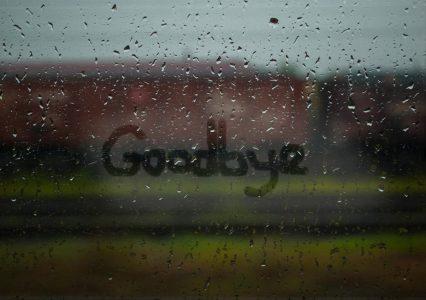 Tạm biệt
