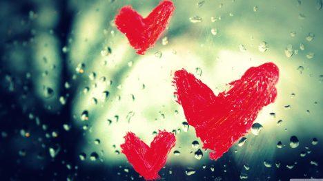Valentine và Mưa