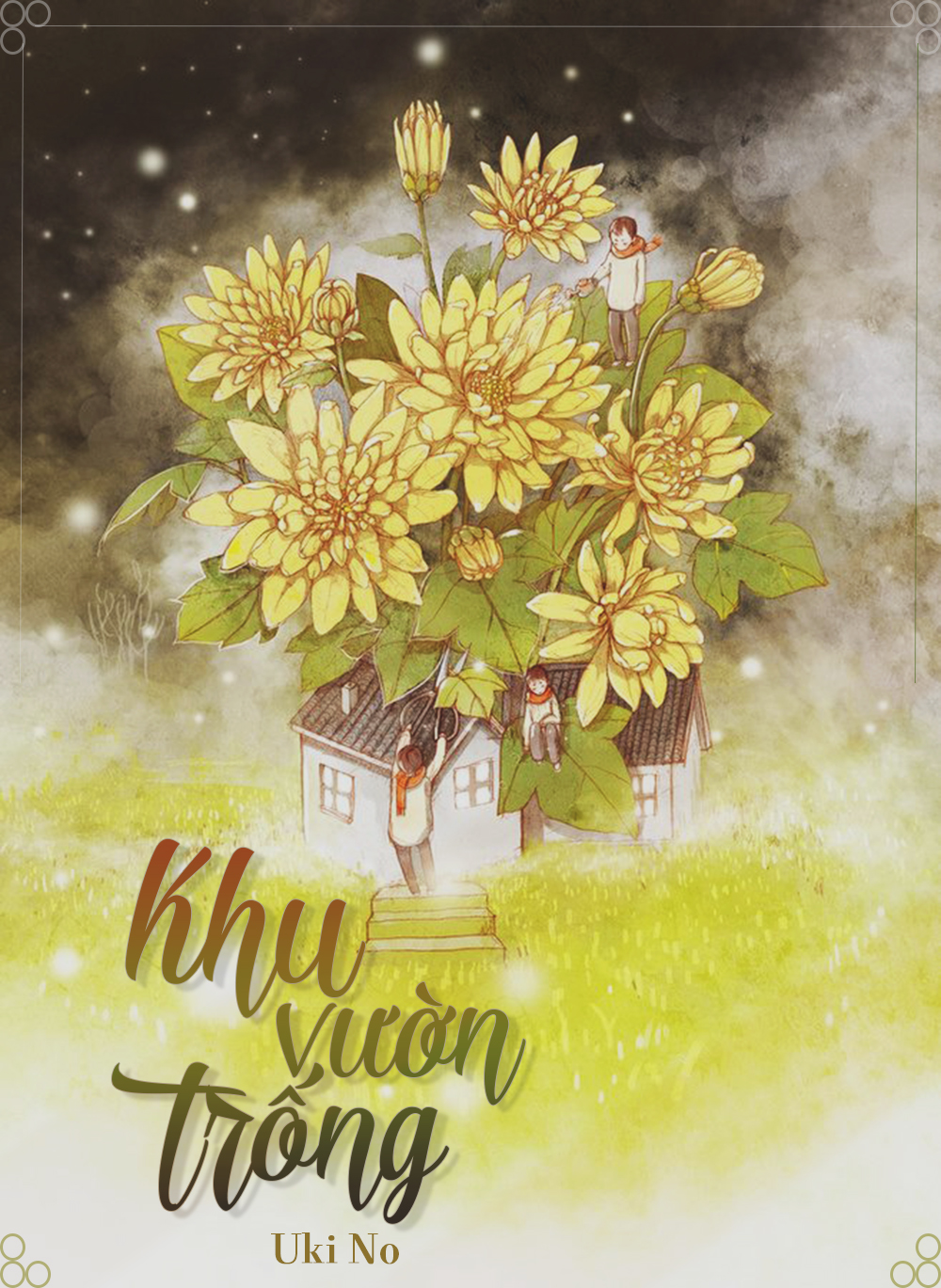 [Light Novel] Khu vườn trống