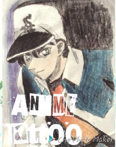Tranh vẽ Anime nghiệp dư