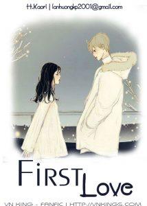 First Love (Mối tình đầu!)