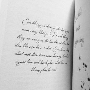 Truyện ngắn: Góc khuất tình yêu.