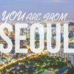Anh đến từ Seoul