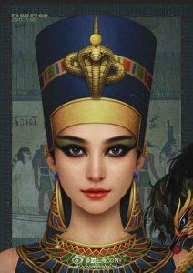 Nữ Hoàng Ai Cập Trở Lại