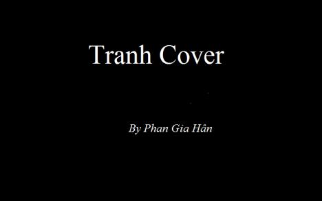 Tranh cover của Phan Gia Hân