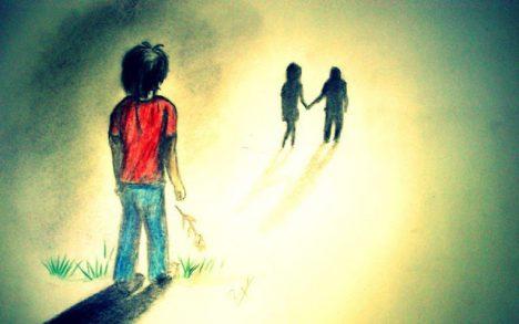 Khoảng cách của tình yêu