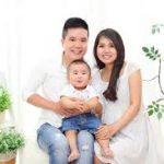 Gia đình tổ ấm yêu thương