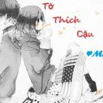 Tớ thích cậu
