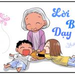 Kể về những việc làm hoặc những lời dạy bảo giản dị mà sâu sắc của người bà kính yêu đã làm cho em cảm động.