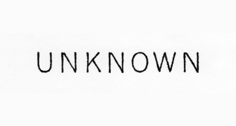 Unknown… (Không Biết…)