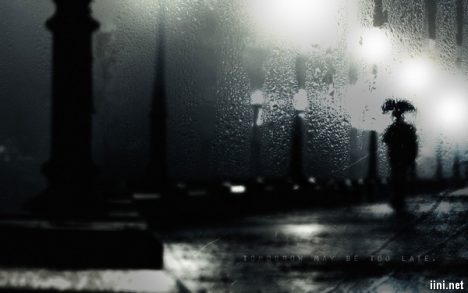 Lửa và mưa