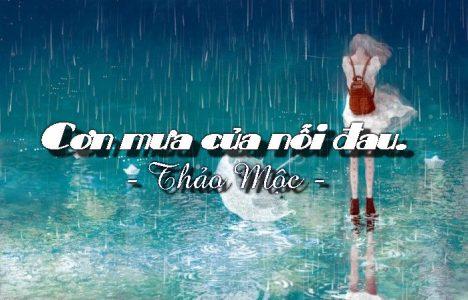 Cơn mưa của nỗi đau – Thảo Mộc