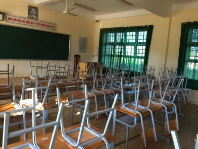Buổi học cuối cùng