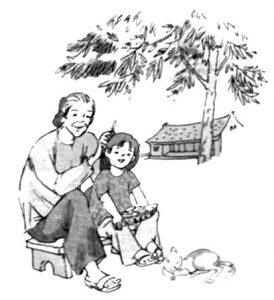 Bà tôi – Vivi (Nguyễn)
