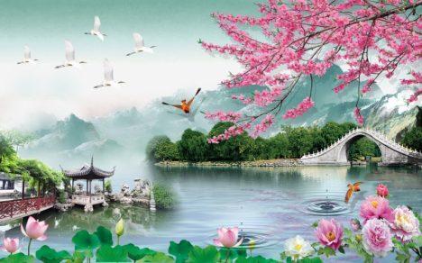 Cảnh Dao Trì.