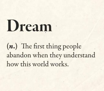 Con người – Tự do – Ước mơ