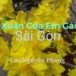[Xuân Canh Tý – Đào Thắm Mai Vàng] Xuân Của Em Gái Sài Gòn