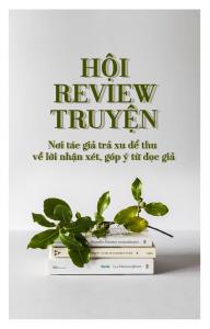 Hội review truyện – Hướng dẫn khách hàng đặt đơn