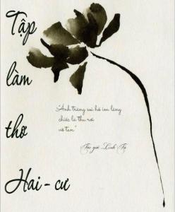 Tập làm thơ Haiku
