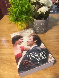 """Review """"Me before you""""-Jojo Moyes"""