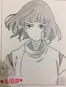Vẽ vì đam mê