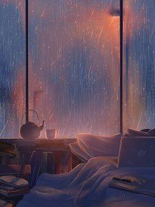 Thanh xuân mưa