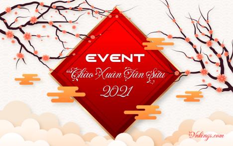 """Event """"Chào Xuân Tân Sửu 2021"""""""