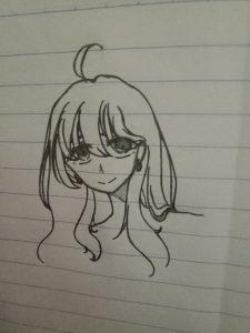 Một vài bức vẽ anime của tôi