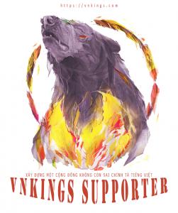 Hội Vnkings Supporter – Bài hướng dẫn thành viên.