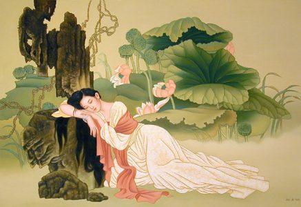 Một góc nhìn về tác phẩm Như hoa trong gương, như trăng đáy nước của tác giả Toàn Vũ