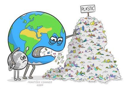 Trái Đất ốm rồi, con người cũng ốm rồi